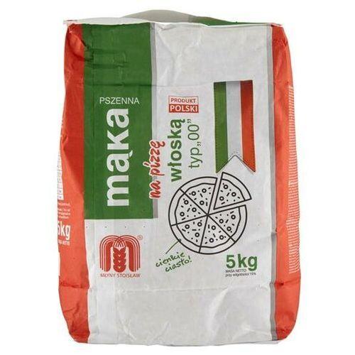 Mąka pszenna na pizzę włoską 5 kg. marki Młyny stoisław