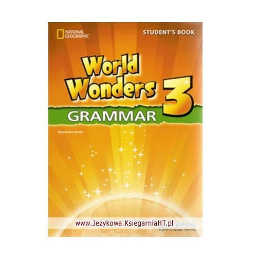 World Wonders 3 Grammar Student's Book (9781424078899)
