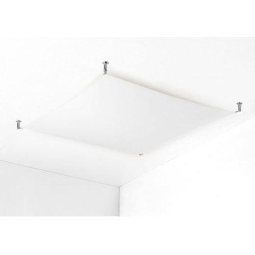 :: plafon luna 105 x 105 biały marki 2bm