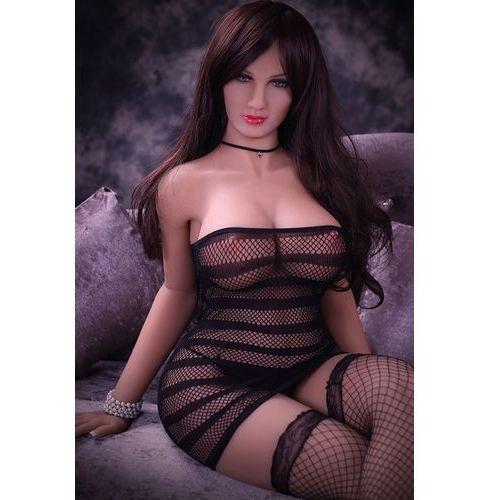 Realistyczna sex LALKA TPE kobieta jak prawdziwa - ELIZA 160cm (8714273549228)