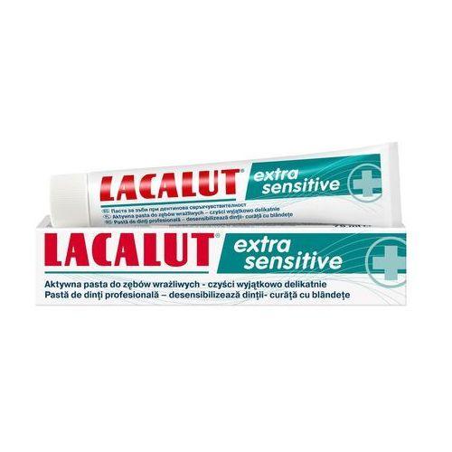 Lacalut pasta do zębów extra sensitive 75ml