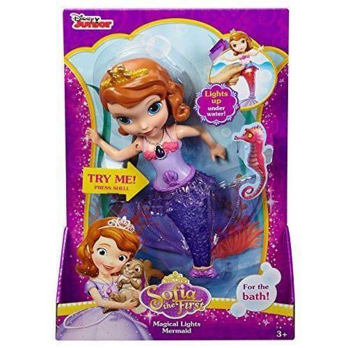 Lalka MATTEL Disney Dolls Zosia Syrenka Magiczne Światła - sprawdź w Media Expert