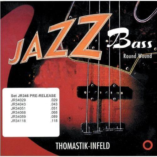 Thomastik JR32093 (682754) struny do gitary basowej.093
