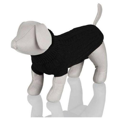 aa958d413ee3a Trixie sweterek dla psa king dog s 35 cm czarny- rób zakupy i zbieraj  punkty payback - darmowa wysyłka od 99 zł (4011905285023) 54,60 zł  przypasowany, ...