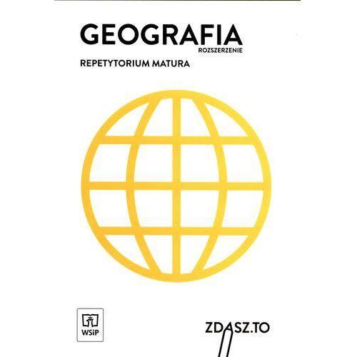 REPETYTORIUM MATURALNE GEOGRAFIA ZR /BR, oprawa broszurowa