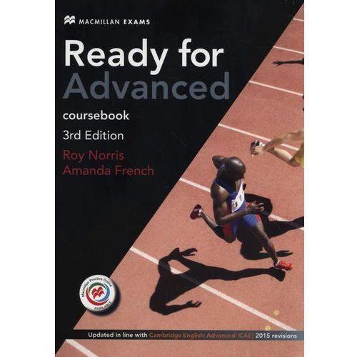 Ready for Advanced. Podręcznik bez Klucza + CD + Kod Dostępu (9780230463691)