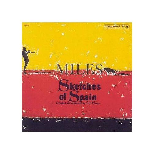 SKETCHES OF SPAIN, CK65142