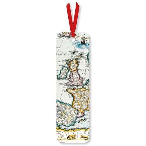 Zakładka do książki A Map of Europe. Darmowy odbiór w niemal 100 księgarniach!