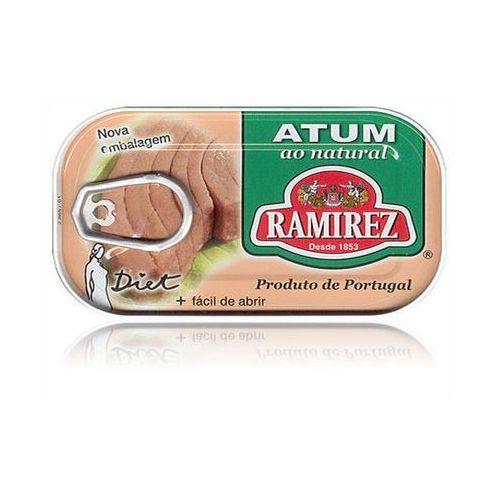 Portugalski stek z tuńczyka w sosie własnym Ramirez 120g (5601010131279)