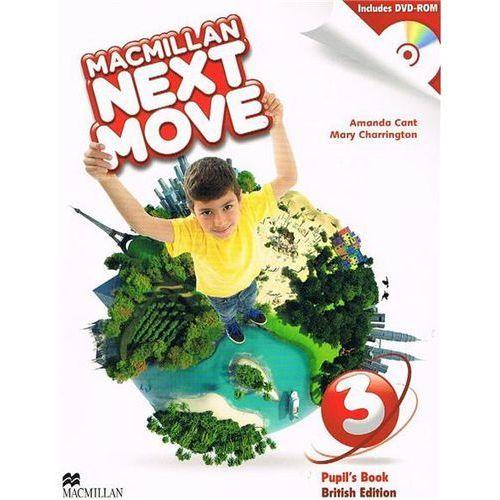 Macmillan Next Move 3. Podręcznik + DVD (2014)