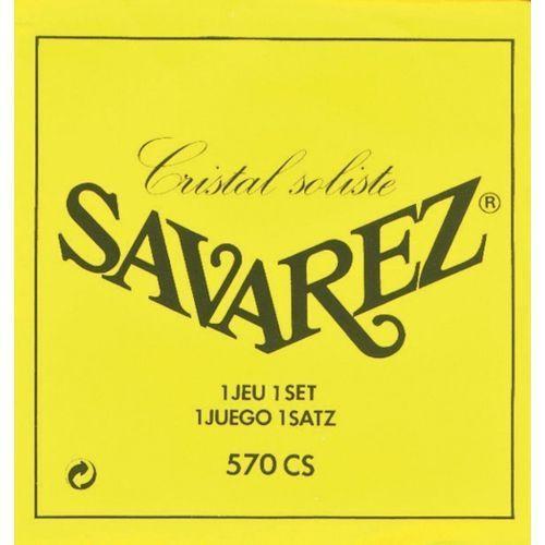 Savarez (656027) 570CS struny do gitary klasycznej Alliance Cristal - Komplet