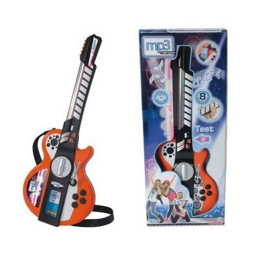 Gitara z efektami świetlnymi mp3 marki Simba
