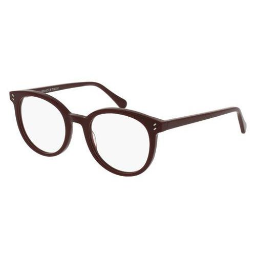 Stella mccartney Okulary korekcyjne sc0081o 004
