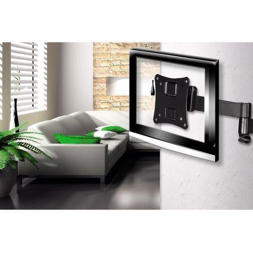 Uchwyt Hama LCD/LED, VESA 100X100 FULLMOTION XS, 2 ramiona - produkt z kategorii- Uchwyty i ramiona do TV