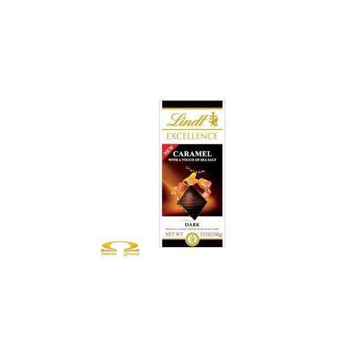 Czekolada Lindt Excellence Carmel with a Touch of Sea Salt 100g, 3607-7208F