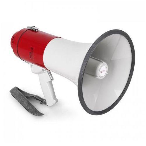 Megafon kondensator-mikrofon 25w 600 metrów marki Auna