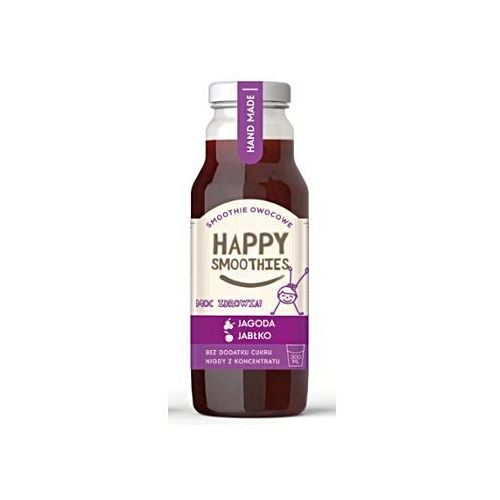 Koktajl owocowy happy smoothie - happy purple junior (x720 szt) marki Fimaro