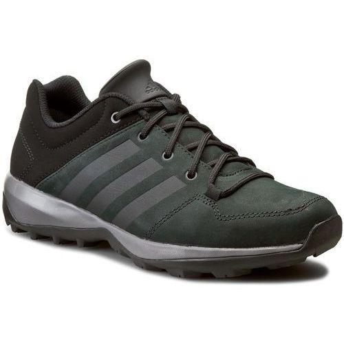 Buty adidas - Daroga Plus Lea B27271 Cblack/Granit/Cblack, 1 rozmiar