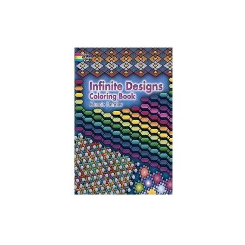 Infinite Designs Coloring Book (9780486448923)