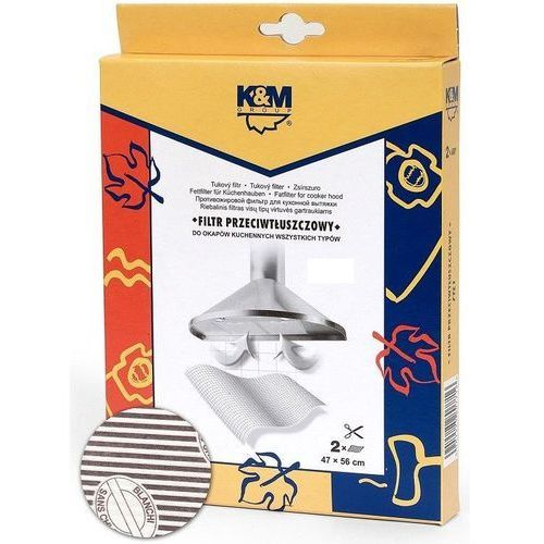 Filtr ftł2 (2 szt.) marki K&m
