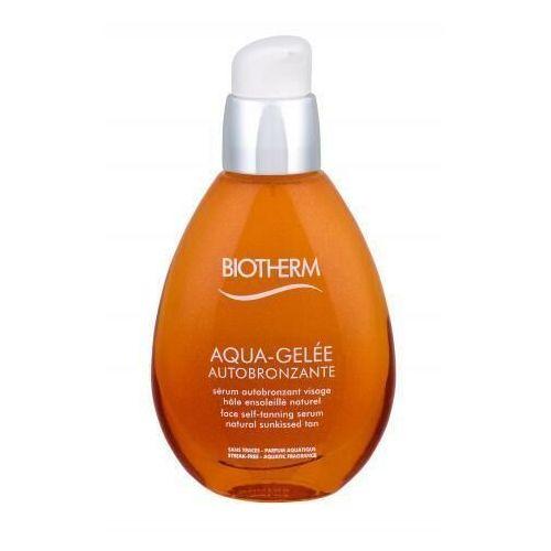 Biotherm Autobronzant Aqua-Gelée samoopalacz 50 ml dla kobiet