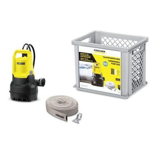 Kärcher pompa do wody SP 5 Dirt - Starterbox (pompa ogrodowa)