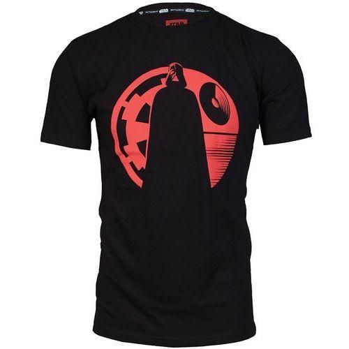 Koszulka GOOD LOOT Star Wars Red Vader (rozmiar M) Czarny + Wybierz gadżet Star Wars gratis do zakupionej gry! + Zamów z DOSTAWĄ JUTRO!