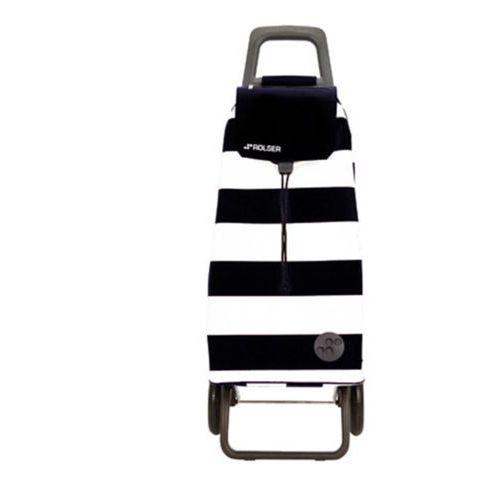 Wózek na zakupy Rolser RG Mountain Lido Blanco/Negro (wózek na zakupy)