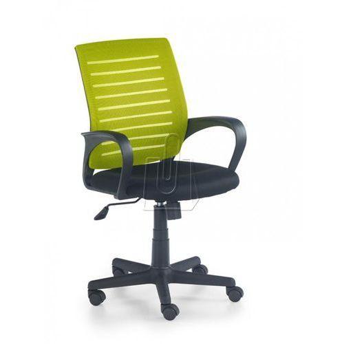 Fotel pracowniczy Halmar Santana zielony - gwarancja bezpiecznych zakupów - WYSYŁKA 24H