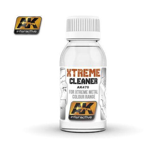 Xtreme zmywacz/rozcieńczalnik / 100ml 470 marki Ak-interactive
