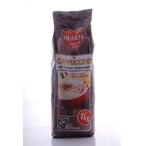 HEARTS CAPPUCCINO KAKAONOTE - INSTANT 1000 G (4021155043809)
