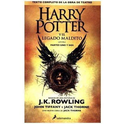 Harry Potter y el legado maldito Rowling, Joanne K. (9788498387544)