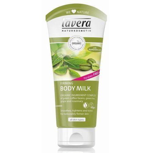 Wygładzające mleczko do pielęgnacji skóry z cellulitem 200ml marki Lavera