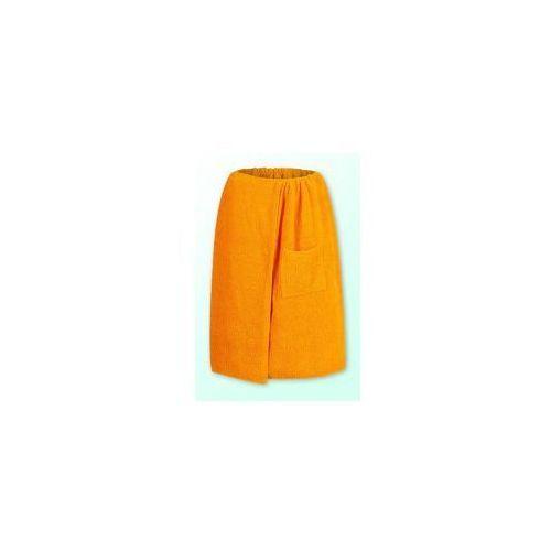 Sauna kilt ręcznik brzoskwinia 100% bawełna uniwersalny 70*140 marki Produkcja własna