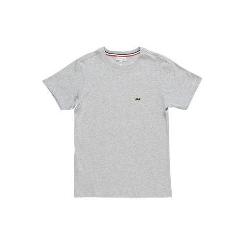 Lacoste Tshirt basic argent chine, kolor szary