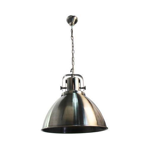 Lampa wisząca KENT satin nickel by AZzardo, H489 SR