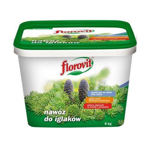 Nawóz do iglaków 8 kg FLOROVIT (5900861142183)