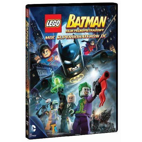 Film lego® batman - film pełnometrażowy marki Galapagos