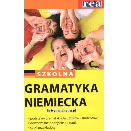 Gramatyka niemiecka szkolna, oprawa miękka