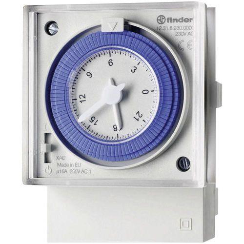 Programator dobowy mechaniczny Finder 12.31.8.230.0000, 12-31-8-230-0000