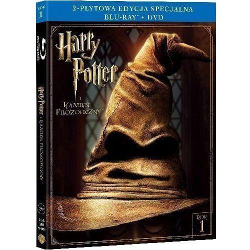 Harry Potter i Kamień Filozoficzny (2-płytowa edycja specjalna) (Blu-Ray) - Chris Columbus DARMOWA DOSTAWA KIOSK RUCHU