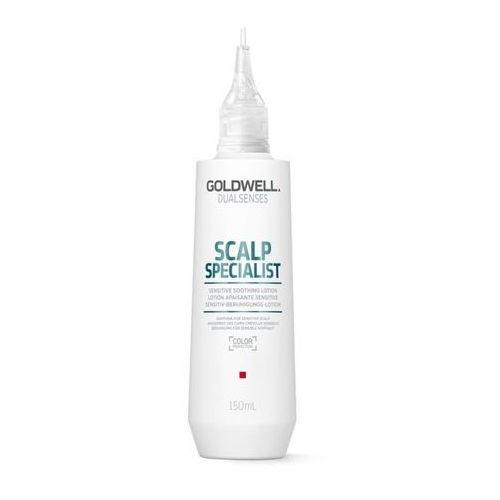 dualsenses scalp specialist tonik łagodzący do skóry wrażliwej (color protection) 150 ml marki Goldwell