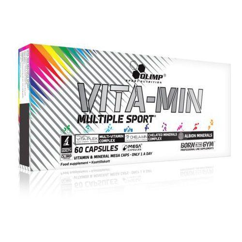 Olimp - Vita-Min Multiple Sport - 60 kaps. Forma: Kapsułki