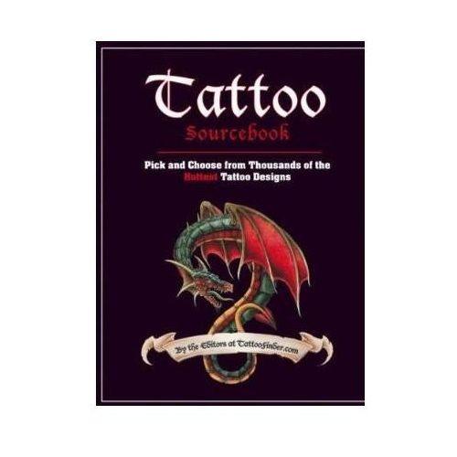 Tattoo Sourcebook, oprawa miękka