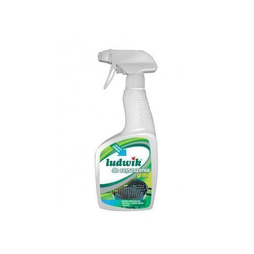 LUDWIK spray do czyszczenia grilla i piekarników 500 ml (5900861342033)
