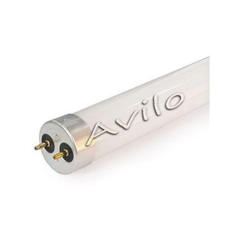 Świetlówka led / glass - t8 (60cm) - 8 w - biały - neutralny (dwustronna) marki Avilo