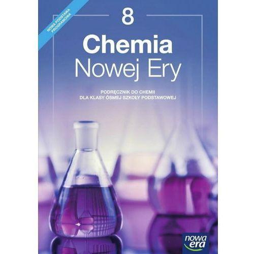 Chemia SP 8 Chemia Nowej Ery Podr. NE, oprawa miękka