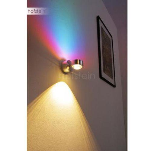 Hofstein Indore lampa ścienna led aluminium, 2-punktowe - nowoczesny/design - obszar wewnętrzny - indore - czas dostawy: od 2-4 dni roboczych