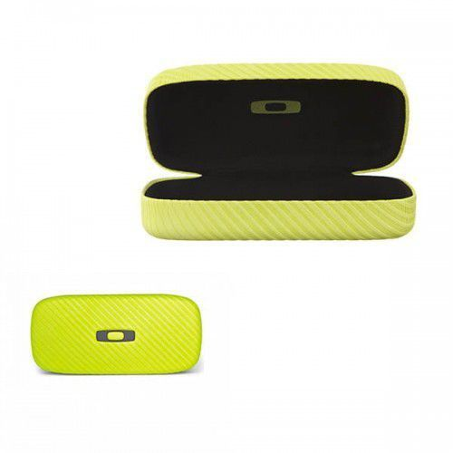Oakley square hard case neon yellow etui na okulary 100-270-002
