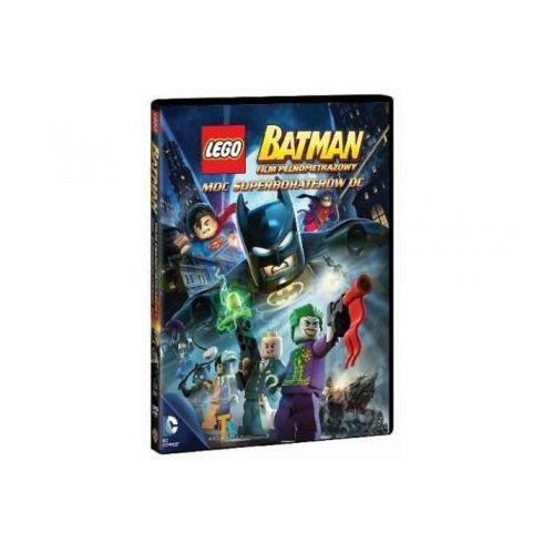Galapagos Film lego batman - film pełnometrażowy lego batman: the movie - dc super heroes unite